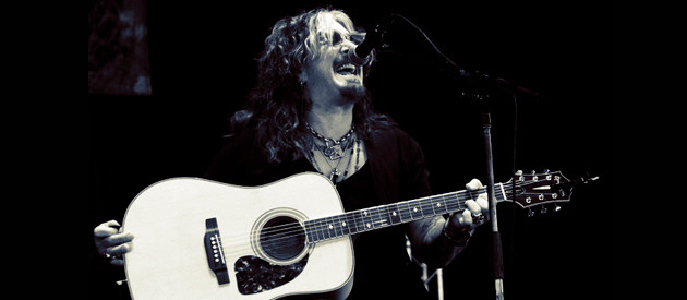 John Corabi (Ex- Motley Crue) talks about his career from Angora, the Scream and beyond