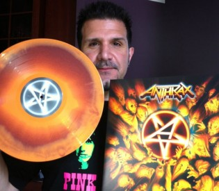 ANTHRAX drummer Charlie Benante on the creation of Worship Music and the band's catalog