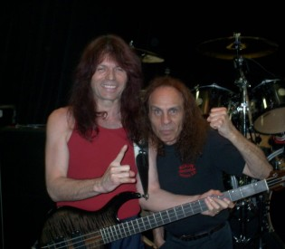 Dio Disciples' Rudy Sarzo talks about Dio, Quiet Riot and Ozzy