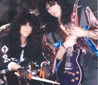 Bruce Kulick talks to LRI about Eric Carr and his entire catalog from '85 to BK3
