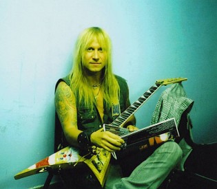 Savatage guitarist Chris Caffery talks about the Oliva brothers, the power of Sava and his solo work