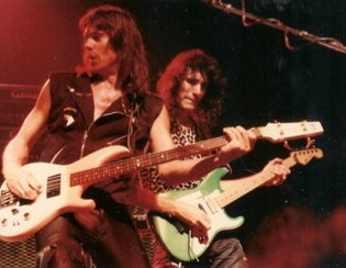 Alcatrazz bassist Gary Shea of Alcatrazz talks to LRI about New England, Vinnie Vincent and of course…. Yngwie