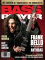 Frank on cover of BASS PLAYER
