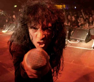 ANTHRAX singer Joey Belladonna talks Worship Music, singing for fun and being back in the band