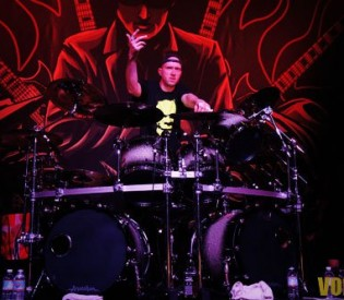 VOLBEAT's Jon Larsen sits down with LRI for part one of a two part chat