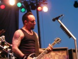 Michael Paulson of Volbeat, photo by Michelle Parks