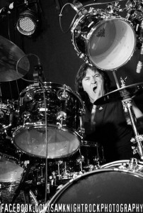Dio and AC/DC drummer Simon Wright talks about Disciples, AC/DC and more