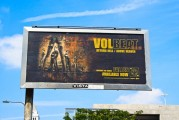 Volbeat billboard in L.A.