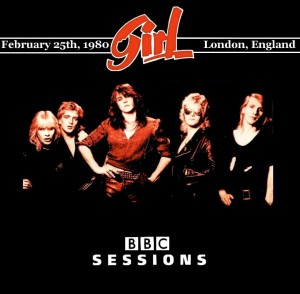 GIRL guitarist Gerry Laffy talks about the 70s U.K. scene, JohnTaylor and the two Phils