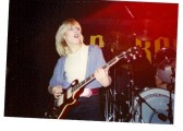 Gerry onstage at the Marquee in 1979