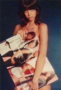 Jackie Fox and her Runaways poster