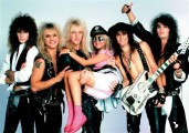 Jerry, Warrant and their old pal Bobbie Brown