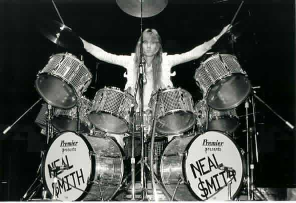 Neal at home