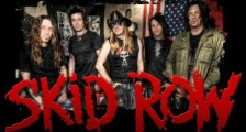Snake and Skid Row 2012