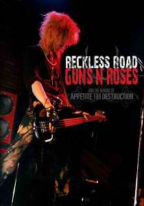 Duff McKagen Special Edition cover of Marc Canter's Reckless Road book