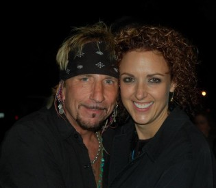 Great White's Jack Russell and his wife Heather Ann sit down with LRI for a second chat