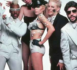The Plasmatics' Jean Beauvoir talks about KISS, punk rock and his band Crown of Thorns