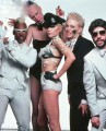 Jean Beauvoir, far left with Wendy O. Williams and the legendary Plasmatics