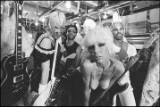 Plasmatics Insanity in the meat locker