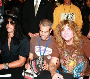 Guns N' Roses insider and author Marc Canter gives an EPIC interview with LRI
