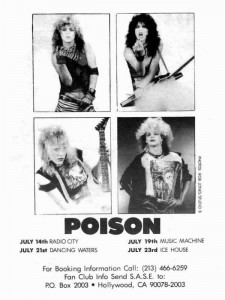 Poison with Matt Smith