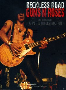 Special Edition Slash Cover of Reckless Road