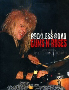 Special Edition of Reckless Road by Marc Canter, Steven Adler cover