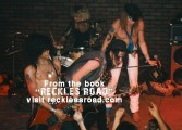 Steven and Guns debut ROCKET QUEEN at the Troubadour in 1985 Copyright Marc Canter