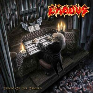 Exodus last album with Steve Souza, TEMPO OF THE DANNED