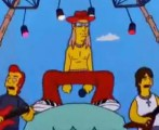 Kenny Olson on the left, Bob/ Kid Rock and Jason Krause on the Simpsons!