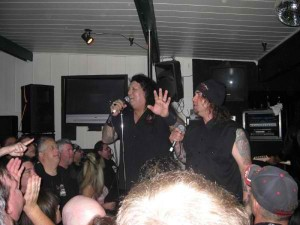 Steve and Chuck Billy