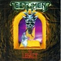 Testament debut, THE LEGACY, featuring many of Steve's lyrics and introducing his friend Chuck Billy on Vocals