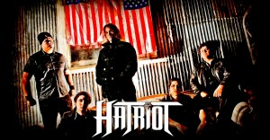 Steve's new band HATRIOT!