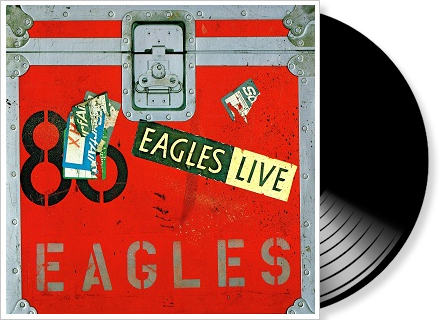 The Eagles live on the preferred format