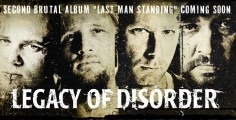 Legacy of Disorder 2012