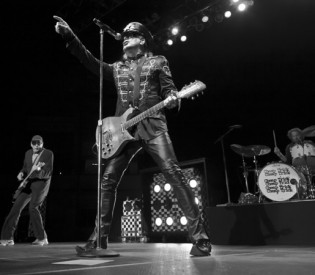 Cheap Trick with Miles Nielsen and the Rusted Hearts- 06/01/12- BMO Harris Bank Center, Rockford, Illinois