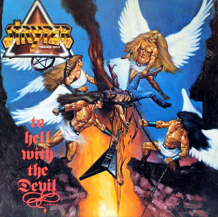 To Hell With The Devil Original Cover Legendary Rock Interviews