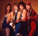 Young Quiet Riot, by Ron Sobol