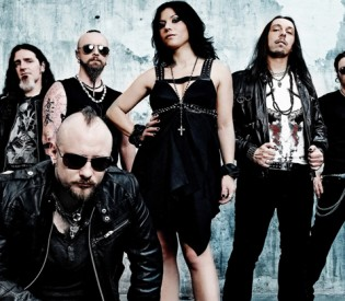 Lacuna Coil's Cristina Scabbia talks to LRI about her band's Dark Legacy, her 2012 and her pasta.
