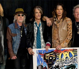 "Aerosmith- ""Music From Another Dimension"" CD Review"