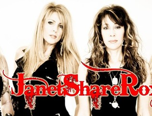 Ex- VIXEN singer Janet Gardner talks about her band JSRG, M3, Monsters of Rock Cruise and more!