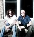 D.A. and John Corabi, photo by Shayna Kurth
