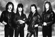 Neil, far right in BLACK SABBATH