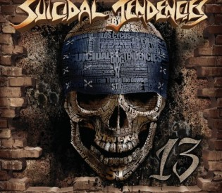 "LRI Record Review- Suicidal Tendencies- ""13"""