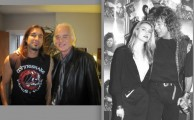 Brian Tichy and Jimmy Page, Sass Jordan and Robert Plant......the influences are obvious and grand