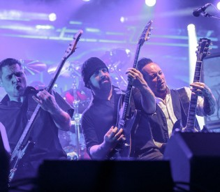 Concert Review- Volbeat, Danko Jones and Spoken 4/5/13 at Aragon Ballroom, Chicago, Illinois