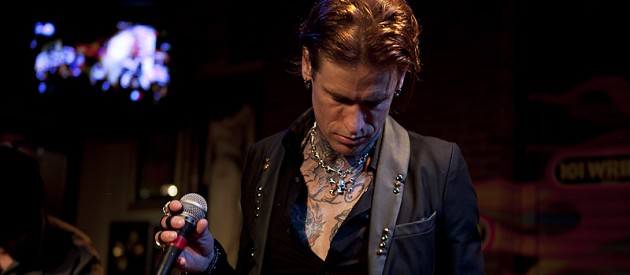 Buckcherry- Detroit, MI- Hard Rock Cafe 5/16/13