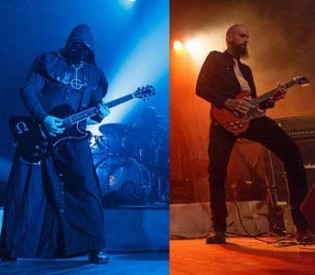 GHOST and IDES OF GEMINI at Turner Hall, Milwaukee, WI 5/15/13 (Concert Review)