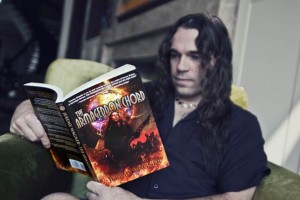 Jeremy is also a writer...check out his book Armageddon Chord!