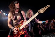 Steel Panther- Flint, MI 5/21/13- The Machine Shop